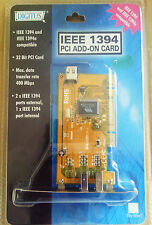 Scheda PCI IEEE 1394 Digitus DCST 1394-2+1 - NUOVA