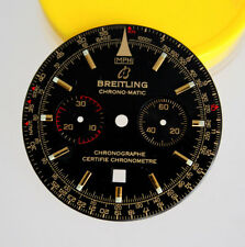 Real BREITLING CHRONO-MATIC Chronographe Certifie Chronometre Ref. A41360 DIAL