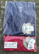 Med Couture M Scrub Top Shirt V-Neck Purple And Pink Style 8403 Lot Of 2
