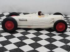 Scalextric década de 1960 Auto Unión Tipo C Whit mm/C 1.32 Usado Sin Caja Muy Raro