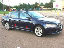 "2012-2015 Volkswagen Passat Stainless Steel Lower Body Side Molding Trim 1 1/4"""