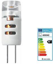 Sonderposten Müller-Licht 1,2W LED G4 Stiftsockellampe 12W Licht 12V 2700K 70lm