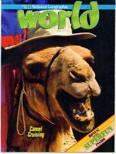 National Geographic World Magazine 1993 March