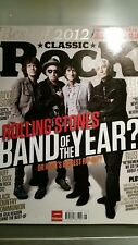 Classic Rock Best Of 2012 Magazine Rolling Stones Feature