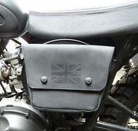 Seitenteil links mit Tasche Triumph Bonneville Thruxton Scrambler T100