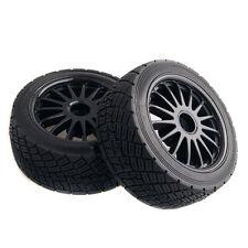 RC Electric WR8 Flux Rim Tires&Wheel 4PCS sets HPI 107870 Black