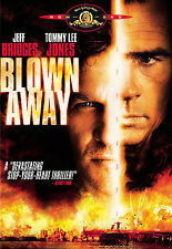Blown Away, Good DVD, John Finn, Tommy Lee Jones, Suzy Amis, Lloyd Bridges, Fore