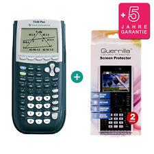 TI 84 Plus Taschenrechner Grafikrechner + Schutzfolie und Garantie
