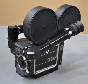 FRIES/MITCHELL 35R3 35MM OUTSTANDING CAMERA PACKAGE IN GREAT CONDITION!