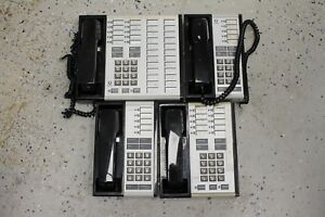 LOTS OF 4 AT&T / AVAYA / LUCENT Merlin 7302H01D Standard BIS-10 Phones & others
