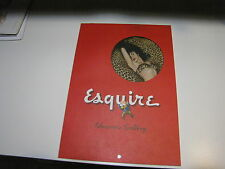 Vintage The Esquire Glamour Gallery Calendar Pin Up Original Complete 1948