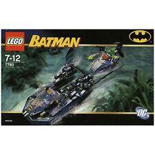 LEGO 7780 - Batman - The Batboat: Hunt for Killer Croc - 2006 Very Rare