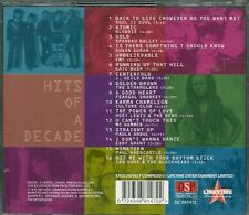 CD COMPIL 16 TITRES--HITS OF DECACE--BLONDIE/EMF/DURAN DURAN/BUSH/STRANGLERS