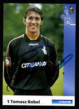 Tomasz Bobel MSV Duisburg 2000-01 2. scheda Top + a 70828