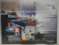 Pro Tools de Digidesign 001 Prospect Advert 8 highgloss Carton sides