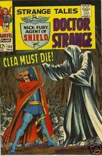 Strange Tales #154 Steranko VF