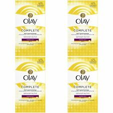 4 Olay 3-In-1 Lightweight Day Fluid Normal-Oily Skin SPF15 Complete Care 100ml