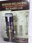 Modern Reloading, 2nd Edition, Richard Lee, Hardcover, NEW - FREE SHIPPING!