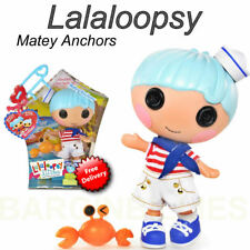 NUOVO Lalaloopsy Ancore un compare Littles Doll + PET GRANCHIO Uk Spedito