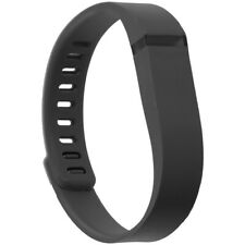 For Fitbit Flex Band Replacement Wrist Bands Wristband Small Black w/ Clasps