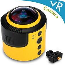 Detu 360 Grad Sphärische Panorama VR Kamera Wifi 1080P 30FPS 8MP