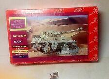 Soldatini BUM Mey Sword DAK Tiger Tank Ref. 172371 plastica & resina 1:72