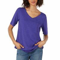 EILEEN FISHER NEW Women's Organic Cotton Pocket Casual Shirt Top TEDO