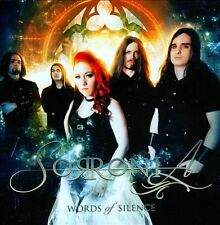 SORRONIA - WORDS OF SILENCE NEW CD
