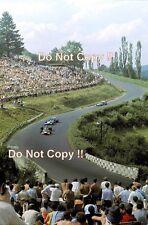 Jacky Ickx Brabham BT26A WINNER GERMAN GRAND PRIX 1969 PHOTO 1