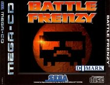 ## komplett NEUWERTIG / MINT: Battle Frenzy für SEGA Mega-CD ##