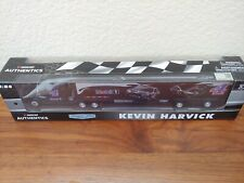 2019 Wave 4 Kevin Harvick Mobil 1 Hauler 1/64 NASCAR Authentics