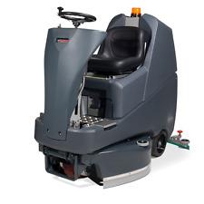 LEASING/Monat 278,60 € Numatic TRO650/200G Aufsitz-Scheuersaugmaschine
