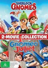 Gnomeo And Juliet / Sherlock Gnomes