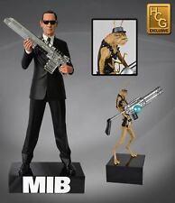 Hollywood Collectibles Group Exclusive Men In Black Agent K & Wormguy