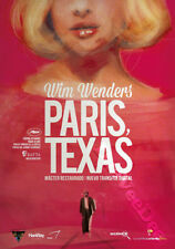 Paris, Texas NEW PAL Arthouse DVD Wim Wenders Harry Dean Stanton