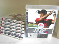 Tiger Woods PGA Tour 08 (Sony Playstation 3, 2007) Complete. (For 1 Game)