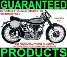 66 NORTON MANX BRITISH MOTORCYCLE EWARTS FUEL VALVE PETCOCK REPAIR REBUILD KIT