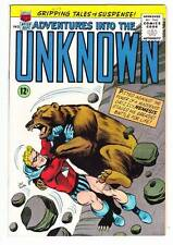 ADVENTURES INTO THE UNKNOWN #159 - 1965 Silver Age - Nemesis - Very Fine