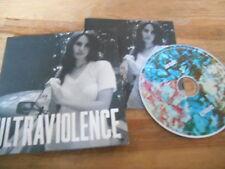 CD Pop Lana Del Rey - Ultraviolence (15 Song) VERTIGO UNIVERSAL