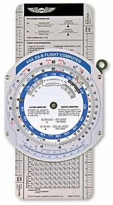 ASA2Fly Navigationsrechner für Flugnavigation Color E6-B Flight Computer