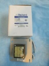 NEW IN BOX!!!  PM12040 Packard Replacement 40Va Plate Mounted Transformer