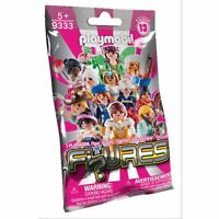 Series 13 Chicas 12 figuras (1 por tipo) COMPLETA playmobil,serie, 9333 serie 13