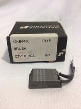 RELIANCE ELECTRIC 8PCS CARBON BRUSH 404844-K NIB