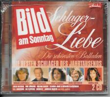 2 CD Mary Roos,Roy Black,Udo Jürgens,Frank Farian,Paola `Schlager Liebe` Neu/OVP