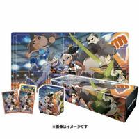 Bea Rubber Playmat Set Pokemon Card Japanese Sword & Shield Saito  Japan Box New