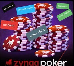 Poker chips-zynga 100b no bann safe chips mit granite