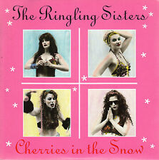 Ringling Sisters - Cherries - Blood On The Saddle Bangles Flesheaters 7 Inch NEW