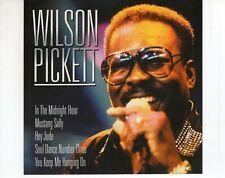CD WILSON PICKETTs/tEX  (A4340)