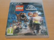 Sony PS3 Lego Jurassic World Game - No Manual
