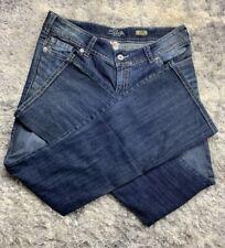 "Silver ""Suki"" Medium Wash Bootcut Jeans Size 34"